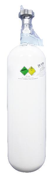 CARBAGAS Tauschflasche für Sauerstoff medizinal 2L