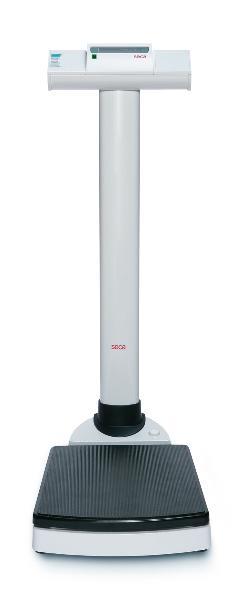SECA Säulenwaage mit LCD Anzeige 704