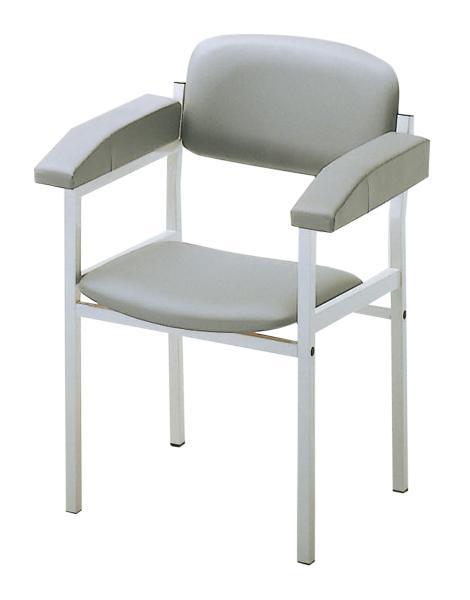 SCHMITZ chaise examen et prise de sang gris-a55