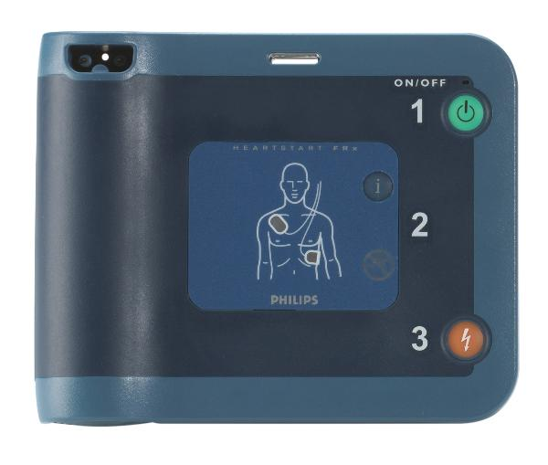 PHILIPS HeartStart FRx all