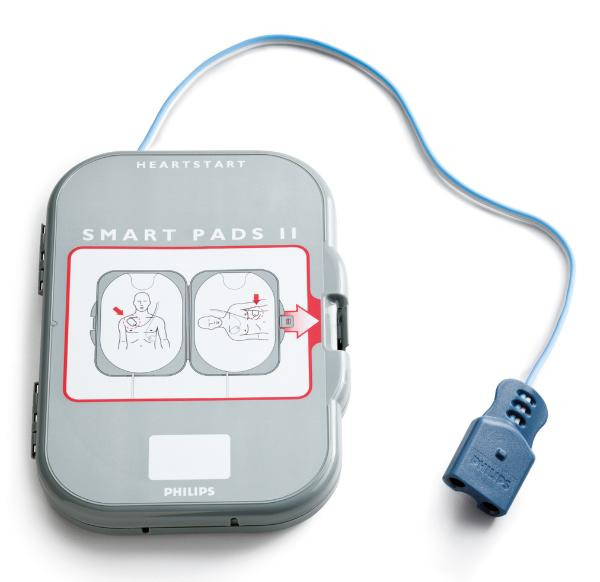 PHILIPS HeartStart FRx Smart PadsII jeux électr