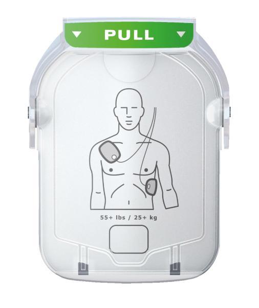 PHILIPS HS1 jeux électrodes pour adultes