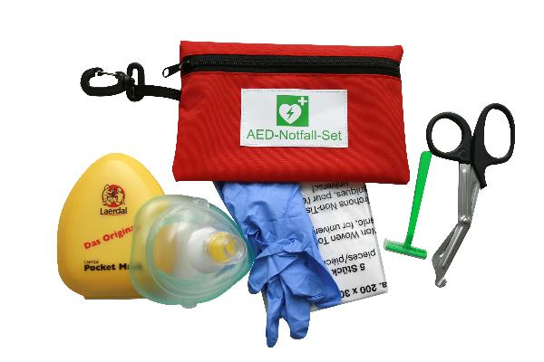 AED set d'urgence