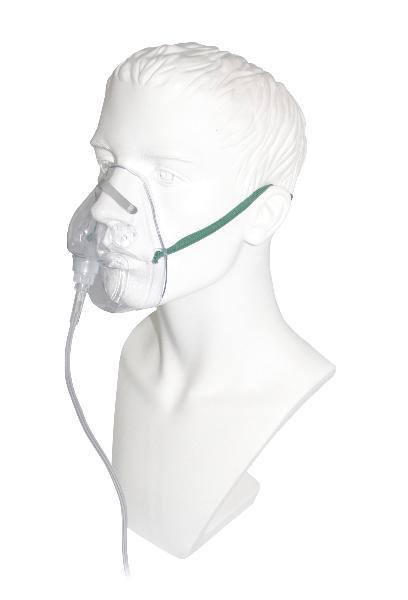 ASID BONZ Sauerstoffmaske Erw med PVC 213cm