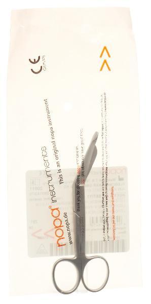 NOPA Lister ciseaux à pansements 11cm