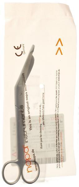 NOPA Lister ciseaux à pansements 18cm