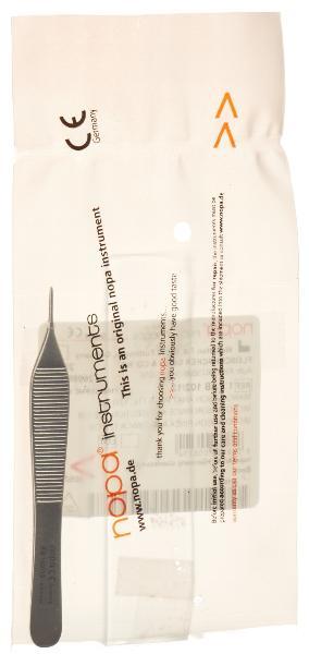 NOPA micro Adson pince anatomique 12cm