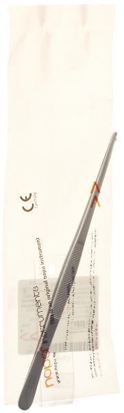 NOPA pince anatomique standard droit 25cm