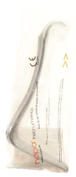 NOPA Spekulum Kristeller Gr0 110x17mm (Satz)