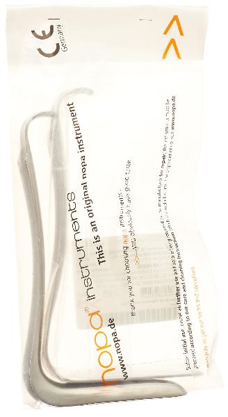 NOPA Spekulum Kristeller Gr00 110x14mm (Satz)