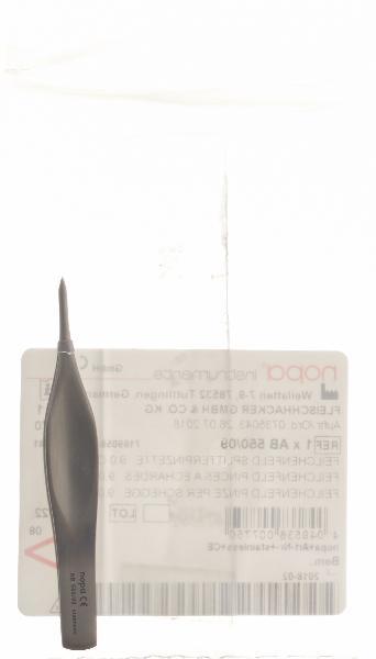 NOPA Feilchenfeld pince à échardes 9cm