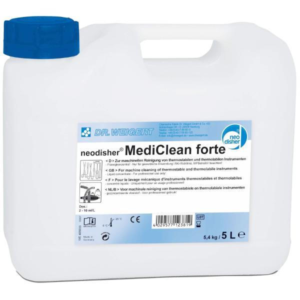 NEODISHER MediClean forte 5 lt