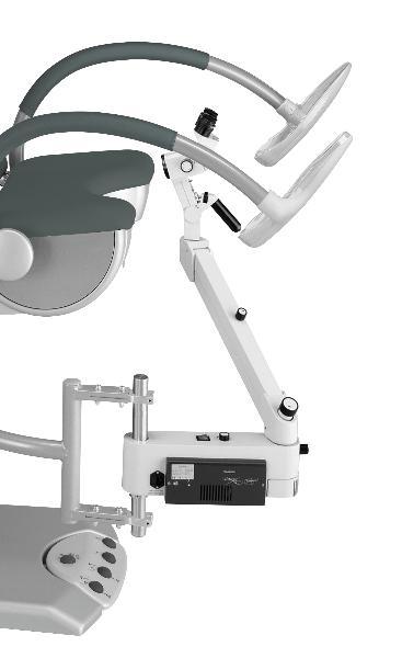 SCHMITZ Medi Matic fixation colposcope focus