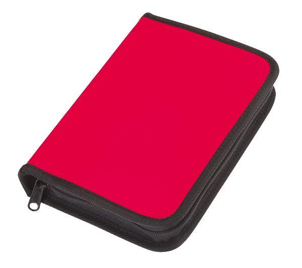BOLLMANN porte-ampoules 60 amp polymousse rouge