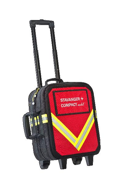 STAVANGER +  COMPACTmobil Rettungsrucksack/Trolly
