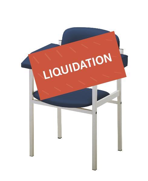 SCHMITZ chaise examen et prise de sang capri20288