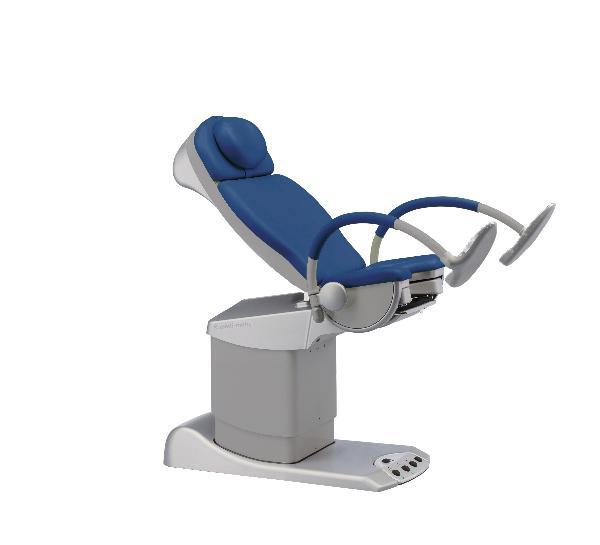 SCHMITZ Medi Matic chaise gynécologique capri