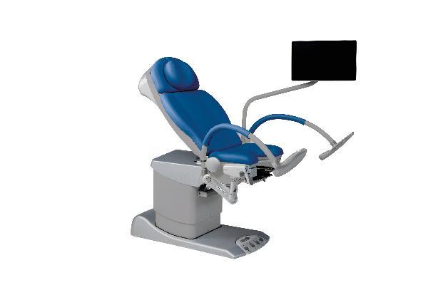 SCHMITZ Medi Matic chaise gynécolo vid ca 20288