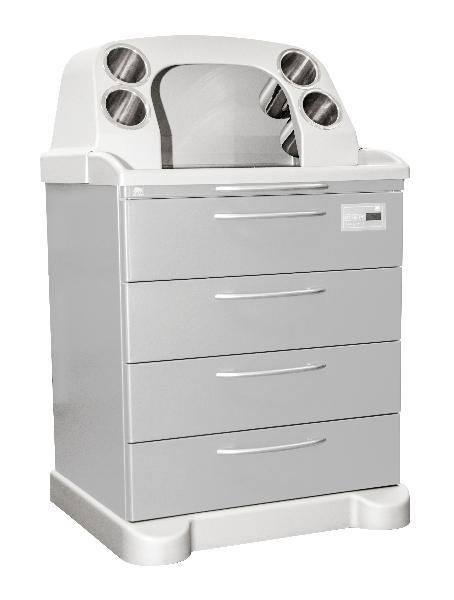 SCHMITZ ORBIT Versorgungsmodul RAL 9006 Fokus