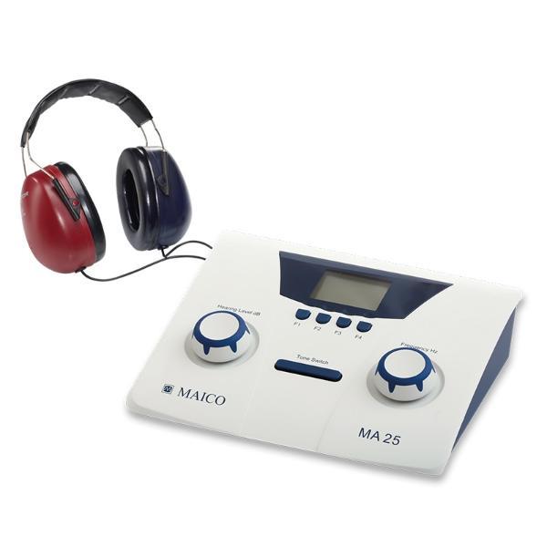 MAICO audiomètre MA25 incl casque DD65