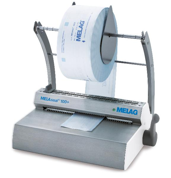 MELASEAL Rollenhalter komfort zum Siegelgerät